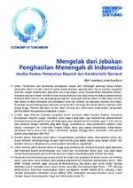 Mengelak dari jebakan penghasilan menengah di Indonesia